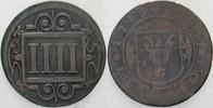Coesfeld, Stadt 4 Pfennig 1713 Schön  10,00 EUR  zzgl. 2,00 EUR Versand