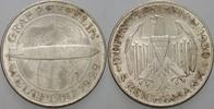 5 Reichsmark 1930 A   Patina, fast Stempelglanz  245,00 EUR  zzgl. 5,00 EUR Versand