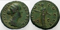 As 161/176 Rom Kaiserzeit Faustina Minor, 161-176 (Gemahlin des Marcus ... 225,00 EUR  zzgl. 5,00 EUR Versand