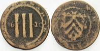 3 Kupferpfennig 1620 Bielefeld Ravensberg ...