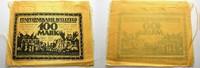 100 Mark 15.7.1921 Bielefeld  Einriße außerhalb des Druckfeldes, sonst ... 225,00 EUR  zzgl. 5,00 EUR Versand