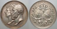 Silbermedaille 1898 Sachsen-Altenburg Ernst I. 1853-1908 Winz. Randfehl... 375,00 EUR kostenloser Versand