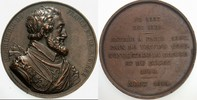 Bronzemedaille o. J. Frankreich HENRI IIII...