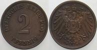 Kleinmünzen 2 Pfennig