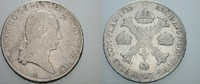 Kronentaler 1792 M - Mailand Haus Habsburg Franz II.(I.) 1792-1835. Seh... 90,00 EUR  zzgl. 5,00 EUR Versand