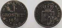 1 Silbergroschen 1858 Oldenburg Nicolaus Friedrich Peter 1853-1900. Sch... 5,00 EUR  zzgl. 2,00 EUR Versand