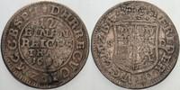 1/12 Taler 1690 SD Stargard Brandenburg-Preußen Friedrich III. 1688-170... 35,00 EUR  zzgl. 5,00 EUR Versand