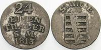 1/24 Taler 1813 Sachsen-Weimar-Eisenach Carl August 1775-1828. Patina, ... 20,00 EUR  zzgl. 2,00 EUR Versand