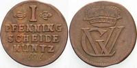 Cu Pfennig 1696 Braunschweig-Lüneburg-Celle Georg Wilhelm 1665-1705. Se... 30,00 EUR inkl. gesetzl. MwSt., zzgl. 5,00 EUR Versand