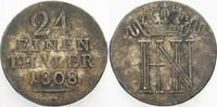 1/24 Taler 1808 F Westfalen, Königreich Hieronymus Napoleon 1807-1813 P... 35,00 EUR  zzgl. 5,00 EUR Versand