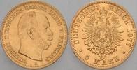 5 Mark 1877 A Preußen Wilhelm I. 1861-1888 Winz. Randfehler, sehr schön  275,00 EUR kostenloser Versand