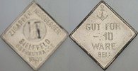 GUT FÜR -: 10 WARE BEI : o.J. Bielefeld ZIGARREN HESSBERGER BIELEFELD O... 35,00 EUR  zzgl. 5,00 EUR Versand