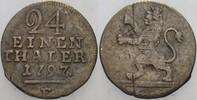 1/24Taler 1797 F Hessen-Kassel Wilhelm IX. 1785-1803. Kratzer, schön - ... 10,00 EUR  zzgl. 3,00 EUR Versand