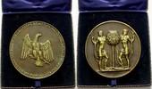 Bronzegussmedaille (teils vergoldet) um 1930 Brandenburg-Preußen Weimar... 145,00 EUR inkl. gesetzl. MwSt., zzgl. 5,00 EUR Versand