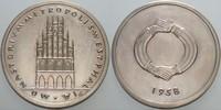 Silbermedaille 1958 Münster-Stadt RATHAUSTALER Vorzüglich  45,00 EUR  zzgl. 5,00 EUR Versand