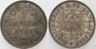 1 Kreuzer 1863 Frankfurt  Patina, sehr schön - vorzüglich  10,00 EUR  zzgl. 3,00 EUR Versand