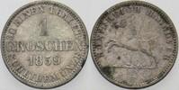 1 Groschen 1859 B Hannover Georg V. 1851-1866. Sehr schön  5,00 EUR  plus 5,00 EUR verzending