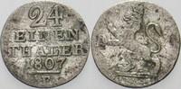 1/24 Taler 1807 F Hessen-Kassel Wilhelm I. 1785-1821. Schön - sehr schö... 8,00 EUR  plus 5,00 EUR verzending