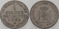 1 Silbergroschen 1855 A Reuss-jüngere Linie zu Schleiz Heinrich LXVII. ... 20,00 EUR  zzgl. 3,00 EUR Versand
