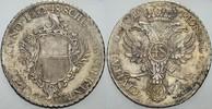 Reichstaler 1752 Lübeck-Stadt  Kl. Schrötlingsfehler, sehr schön  160,00 EUR  zzgl. 5,00 EUR Versand