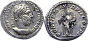 Denar  Römisches Kaiserreich Macrinus (217...