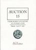 ACR Auctions / München Auktionskatalog 15 2015 druckfrisch, minimale Lag... 10,00 EUR inkl. gesetzl. MwSt.,  zzgl. 4,00 EUR Versand