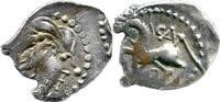 Drachme ca. 50 v.Chr. Biturigen (Bituriges Cubi) Zentralgallien ss  175,00 EUR  zzgl. 8,00 EUR Versand