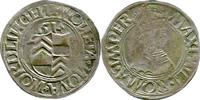 Halbbatzen 1514 Nördlingen  ss  180,00 EUR inkl. gesetzl. MwSt., zzgl. 8,00 EUR Versand