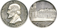 Silbermedaille 1926 Nürnberg 400 Jahre Melanchthon-Gymnasium prfr, schö... 315,00 EUR  zzgl. 8,00 EUR Versand