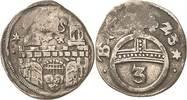 Dreier 1623, TB Hannover  Leichte Prägeschwäche, sehr schön+  128.36 US$ 120,00 EUR  +  16.05 US$ shipping