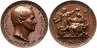 Bronzemedaille  Medicina in nummis Humboldt, Friedrich Heinrich Alexand... 200,00 EUR  +  7,00 EUR shipping