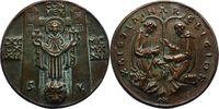 Corvey-Abtei Bronzegussmedaille 1922 Grünliche Patina. Vorzüglich  250,00 EUR  zzgl. 5,00 EUR Versand