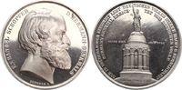 Zinnmedaille 1875 Lippe-Medaillen auf das Hermannsdenkmal  Stempelglanz  75,00 EUR  zzgl. 5,00 EUR Versand
