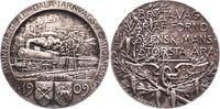 Versilberte Bronzemedaille 1909 Eisenbahn Schweden 1000-2000. Randfehle... 140,00 EUR  +  7,00 EUR shipping