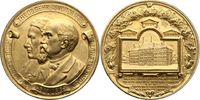 Vergoldete Bronzemedaille 1898 Brandenburg-Königsberg, Stadt  Vorzüglic... 150,00 EUR