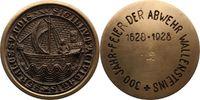Pommern-Stralsund, Stadt Bronzegussmedaille 1928 Schläge auf der Rücksei... 35,00 EUR  zzgl. 5,00 EUR Versand