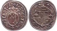 Soest-Stadt Cu 3 Pfennig 1741 Sehr schön  30,00 EUR  zzgl. 5,00 EUR Versand