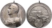 Sachsen-Jena, Stadt Silbermedaille 1913 Mattiert. Vorzüglich +  200,00 EUR  zzgl. 5,00 EUR Versand