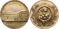 Frankfurt-Stadt Silbermedaille 1905 Mattiert. Vorzüglich +  225,00 EUR  zzgl. 5,00 EUR Versand