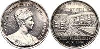 Schleswig-Nord-Ostsee-Kanal Silbermedaille 1895 Kl. Kratzer, fast vorzüg... 350,00 EUR  zzgl. 5,00 EUR Versand