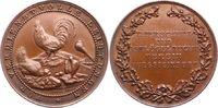 Burgsteinfurt, Stadt Bronzemedaille  Winz. Kratzer, vorzüglich  100,00 EUR  zzgl. 5,00 EUR Versand