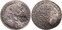 Lauenburg 2/3 Taler 1678 Sehr schön Julius Franz 1666-1689. 290,00 EUR  zzgl. 5,00 EUR Versand