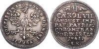Frankfurt-Stadt Silberabschlag von den Stempeln des Duka 1742 Schöne Pat... 155,00 EUR  zzgl. 5,00 EUR Versand