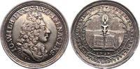 Sachsen-Eisenach Silbermedaille 1717 Schöne Patina. Sehr schön + Johann ... 235,00 EUR  zzgl. 5,00 EUR Versand