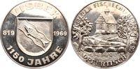 Oldenburg-Visbek, Stadt Silbermedaille 1969 Stempelglanz  30,00 EUR  zzgl. 5,00 EUR Versand