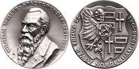 Oldenburg-Nordenham, Stadt Silbermedaille 1983 Mattiert. Prägefrisch  25,00 EUR  zzgl. 5,00 EUR Versand
