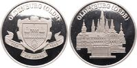 Oldenburg, Stadt Silbermedaille 1983 Stempelglanz  35,00 EUR  zzgl. 5,00 EUR Versand