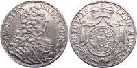 30 Kreuzer 1736 Württemberg Carl Alexander 1733-1737. Selten. Sehr schö... 395,00 EUR  zzgl. 5,00 EUR Versand