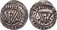 Einseitiger 2 Mariengroschen 1654 Brandenburg-Preußen Friedrich Wilhelm... 100,00 EUR  zzgl. 5,00 EUR Versand