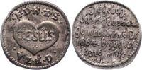 Dreier 1665 Sachsen-Neu-Weimar Eleonora Dorothea von Anhalt, Gemahlin W... 85,00 EUR  zzgl. 5,00 EUR Versand